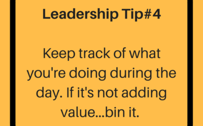 3 ways to free up time for busy leaders