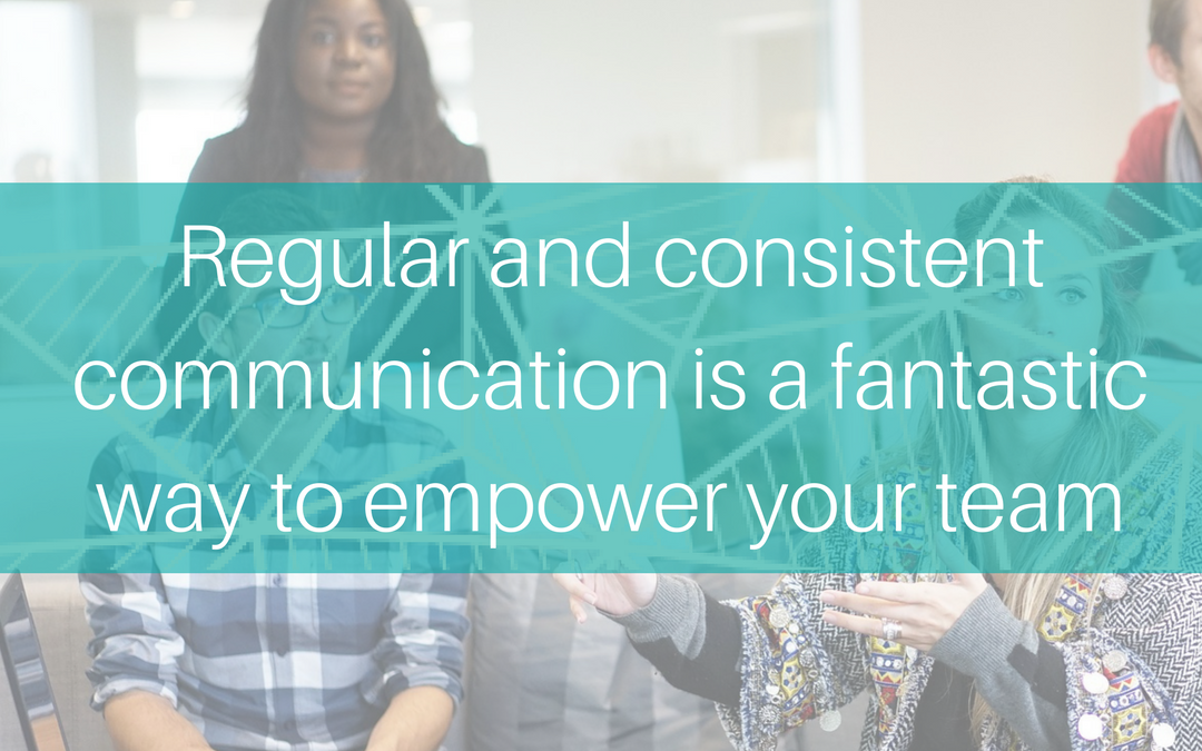 How to create a communication strategy in 15 mins