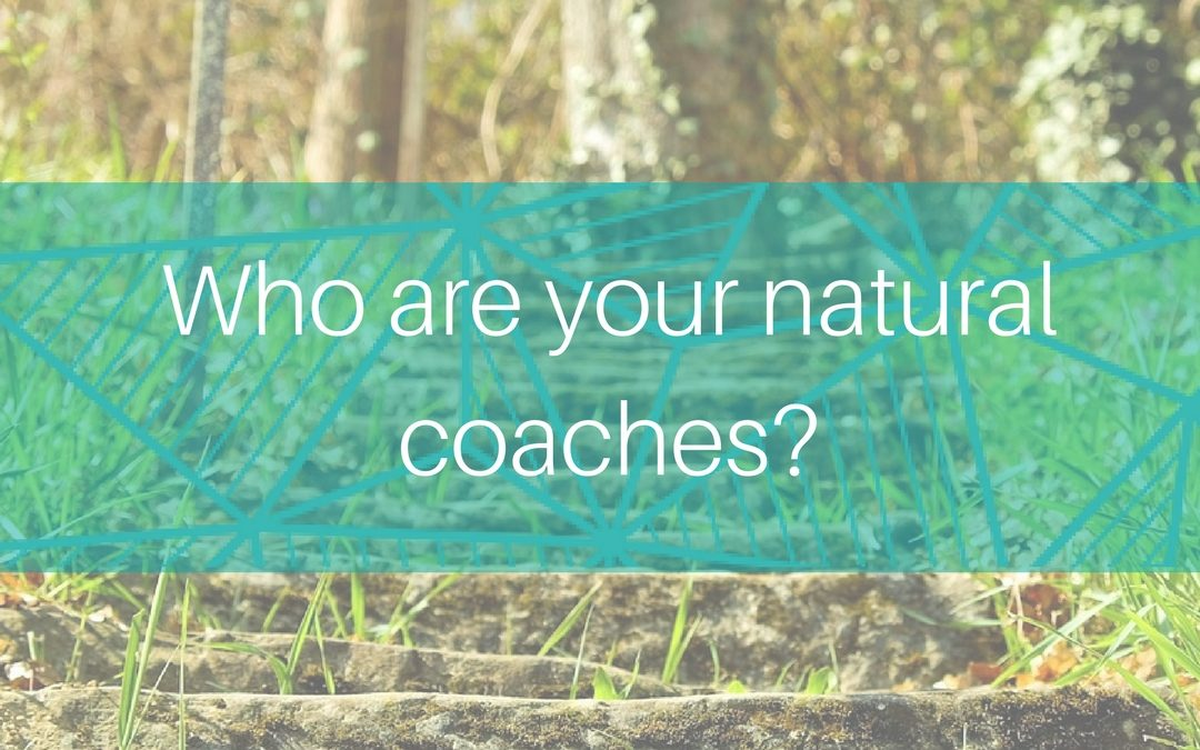 Who are your Coaches?