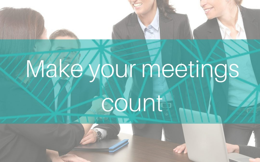 3 common meeting mistakes and what to do about them