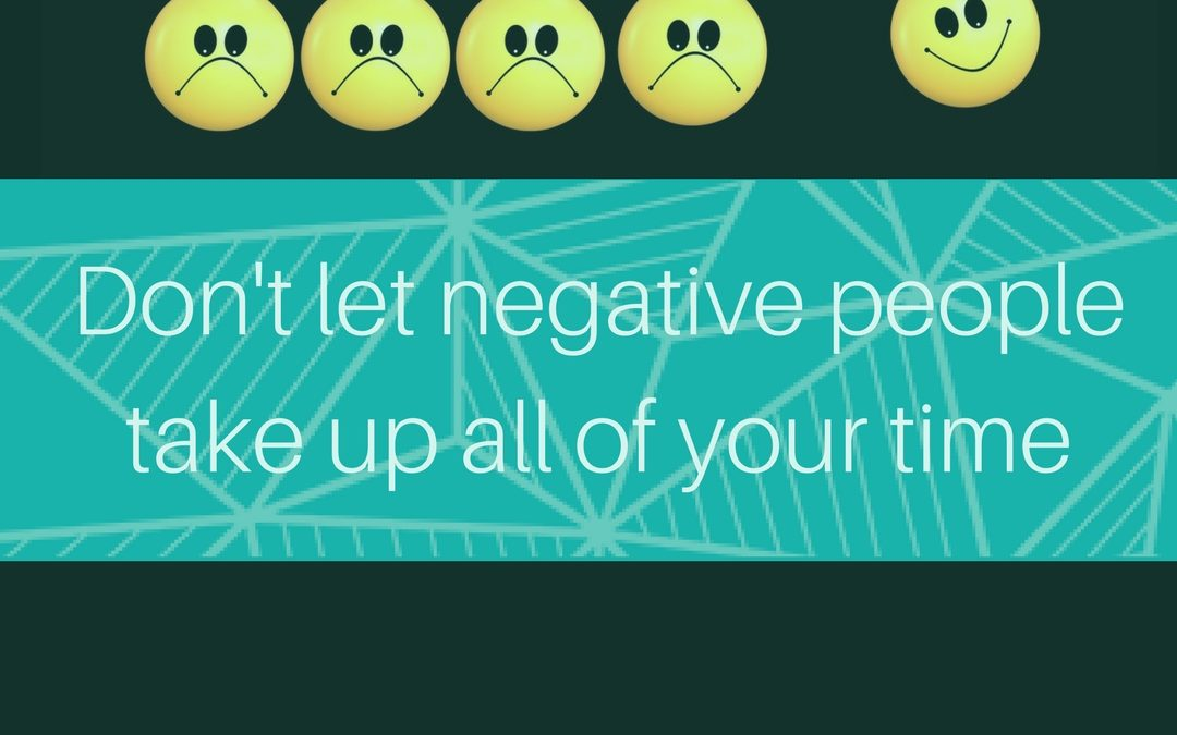 How to stamp out negativity in your team
