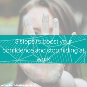 3 ways to boost your confidence at work