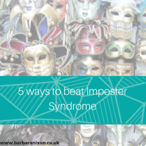 5 ways to beat imposter syndrome