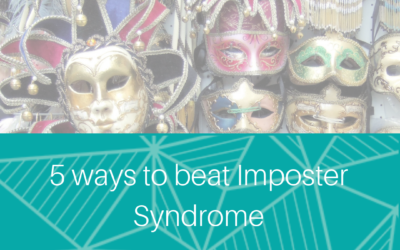 5 Ways to Overcome Imposter Syndrome